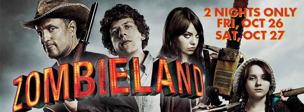 Zombieland at the Plaza!