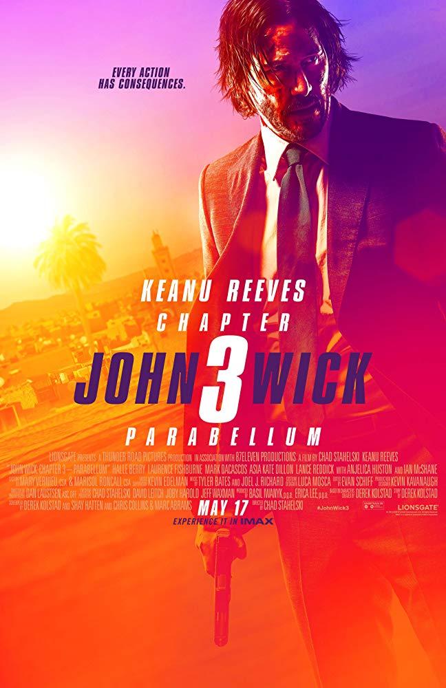 John Wick: Chapter 3 Parabellum